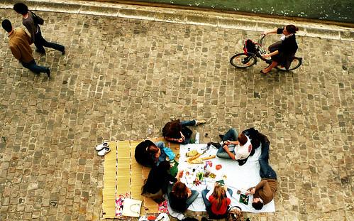 Picnic by the Seine | by malias
