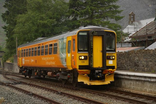 06-07-08 - IMGP4014 - Ffestiniog Railway - Blaenau Ffestiniog