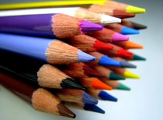 Colored Pencils   by In Memoriam: mang M