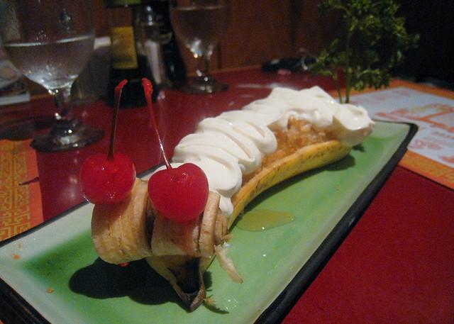 Tasty Banana Bug...Thing