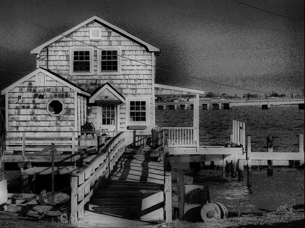Do The Children Know The Sequal Broad Channel Stilt House