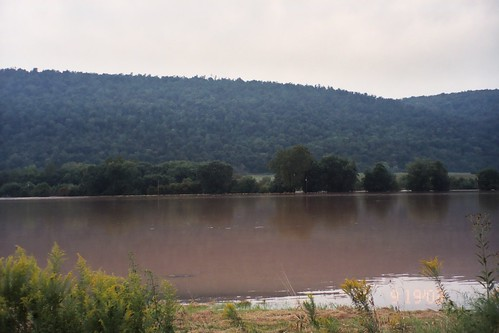 county west river virginia hurricane hampshire potomac isabel romney