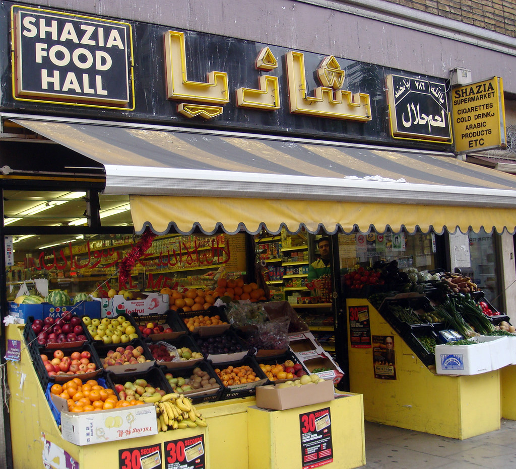 Shazia food hall | katherine gillieson | Flickr