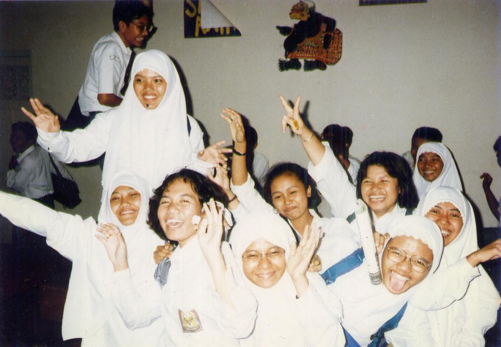 Heboh di Kelas 2 (1996-1997)