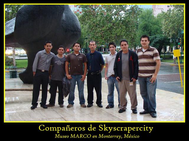 Compañeros de Skyscrapercity