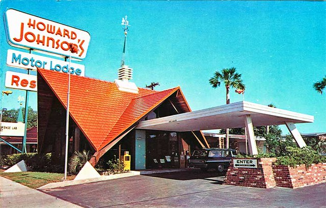 Howard Johnson S Restaurant And Motor Lodge Fort Walton B