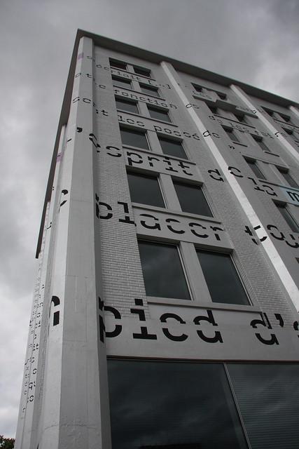 Strasbourg - Médiathèque André Malraux