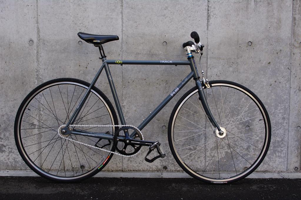 My Bike Fuji TRACK 2008 model | Fuji Track 2008 | masaomi