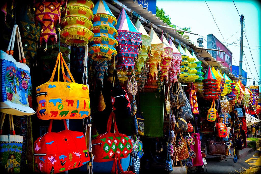 Pipli Applique Handicrafts (Orissa) | Handicrafts of Orissa | Flickr