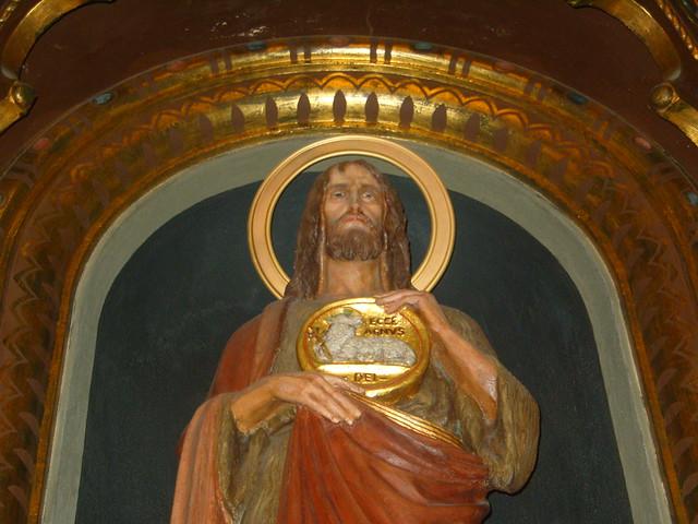 São Paulo-Mosteiro de São Bento-24 DE JUNHO-SÃO JOÃO BATISTA (June, 24th: St.John Baptist)