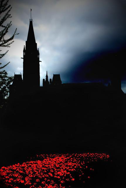Extreme darkness