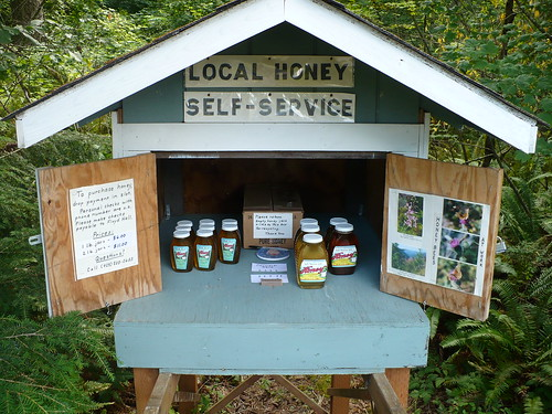 Local Honey Stand | by melissa_thinkspace