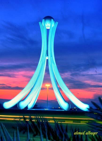 Pearl Monument - Bahrain دوار اللؤلؤة