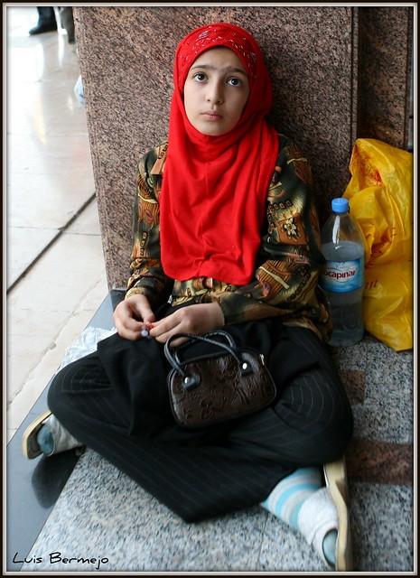 Joven Chiita - Siria