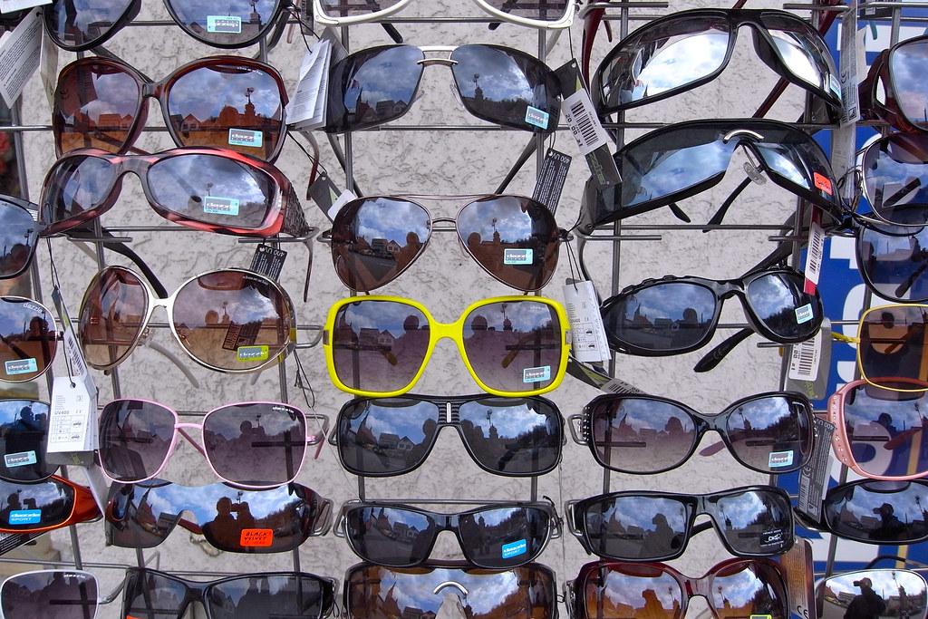 Okulary słoneczne / Sunglasses