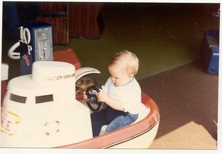 My Early Arcade Trip 2