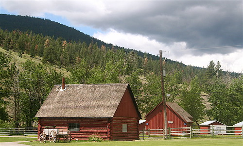 Hat Creek Ranch.