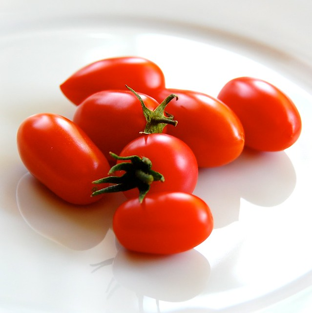 Juliet Tomatoes (except for one)