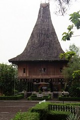 Taman Mini - Southeast Sulawesi Pavilion (Anjungan Sulawesi Tenggara) | by jrozwado