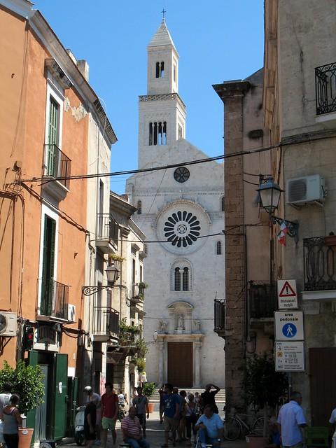 Bari: La cattedrale - San Sabino