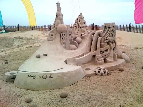 """Hole in One"" | by sandyfeet"