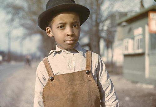 African American Boy | by Black History Album