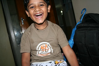 My nephew   by akgoyal