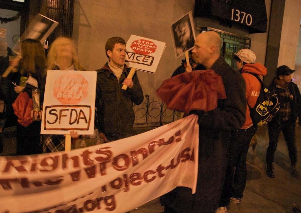 San Francisco Vigil to End Violence Against Sex Workers - Flickr