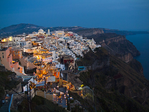 Fira at dusk | by kevinpoh