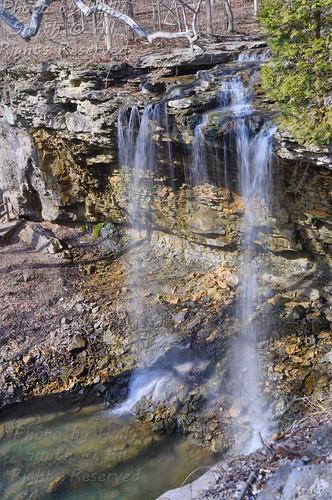 nature waterfall falls charleston hdr charlestonfalls nikond90 hollyannsmith