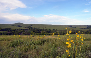 Konza Prairie, part of the Flint Hills in Kansas | by U.S. Fish and Wildlife Service - Midwest Region