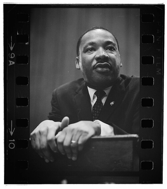 Martin Luther King, Jr. Press Conference, March 1964