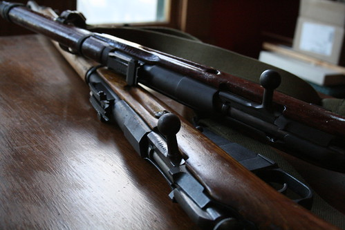 Mosin Nagants
