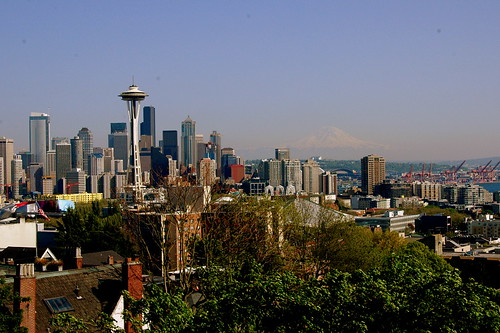 Seattle | by briethe