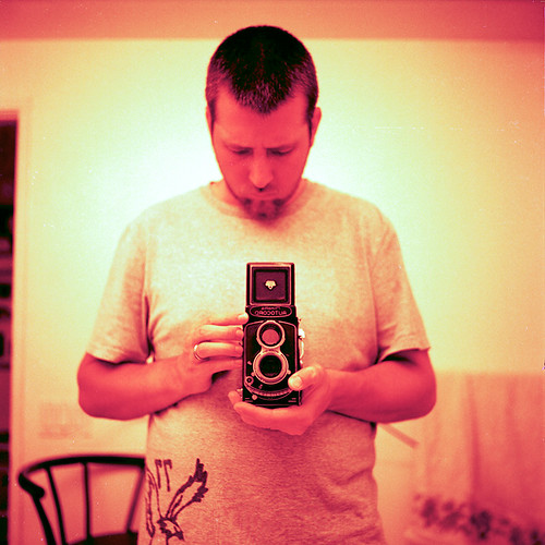 Me and My TLR | by Brian Auer