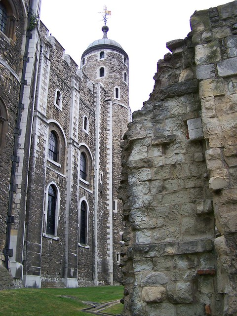 London - Tower of London, White Tower