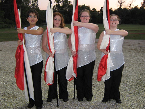 The Awesome Color Guard | by darkhorse93