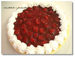 Costco草莓起司蛋糕 | by Christabelle‧迴紋針