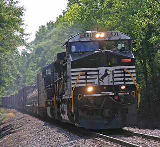Norfolk Southern 9891 | by ravensong75