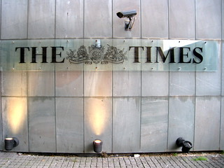 The Times, London | by nitot