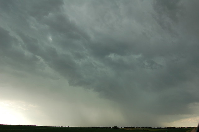 June 21, 2008 - Severe Thunderstorm Warning!