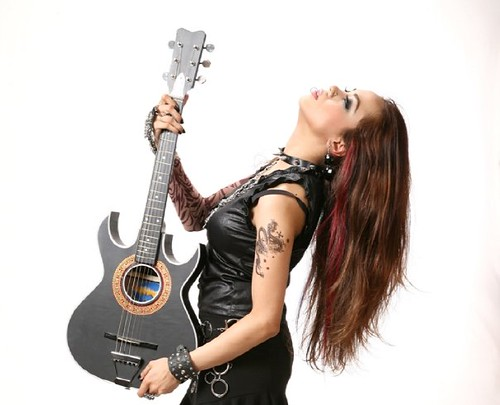 Tishma The Bangladeshi teenage rock star | Tishma The Bangla