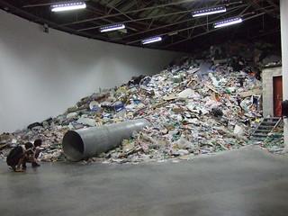 """Dump"" by Christoph Büchel | by velvetjackets"