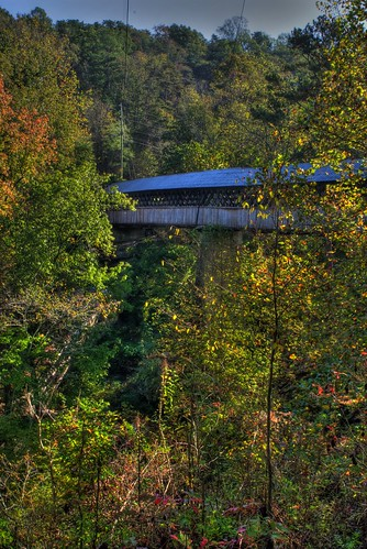 water rocks coveredbridge hdr oneonta hortonbridge inearlydiedtakingthisphoto