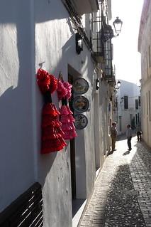 spanish dresses   by melboyes