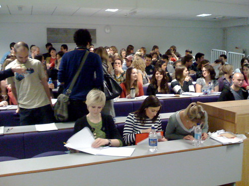 Cardiff University Journalism Students | by Adam Tinworth
