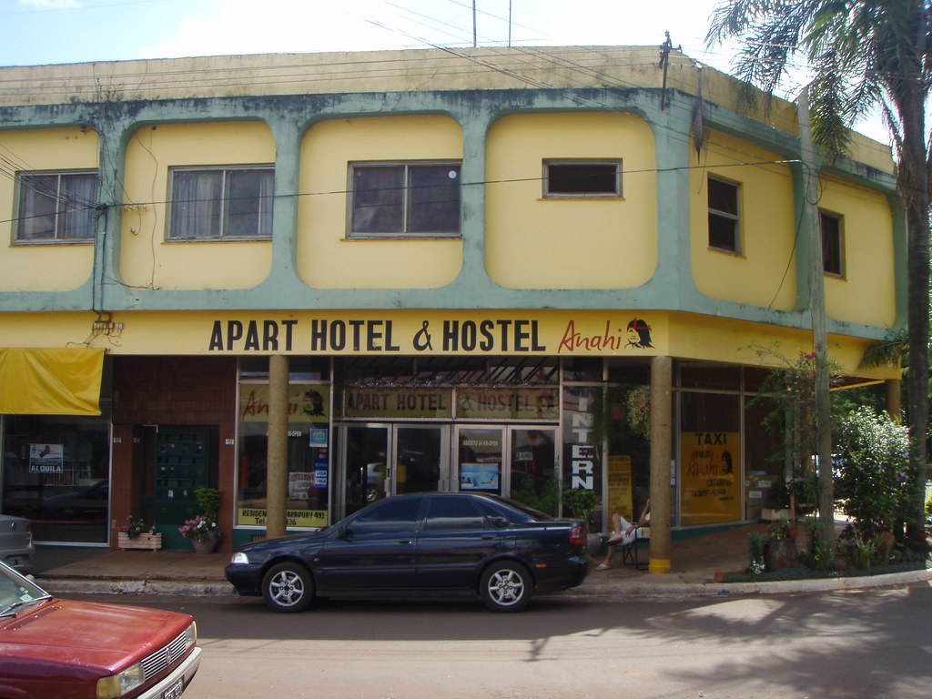 Hostel Anahi