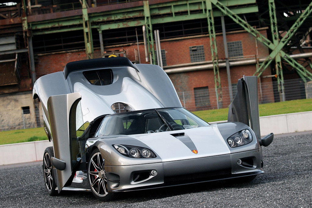 Koenigsegg CCR by Edo Competition