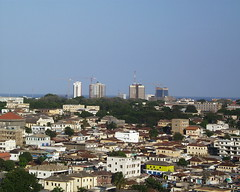 Skyline of Accra Ghana 3 | by Elegant Machines