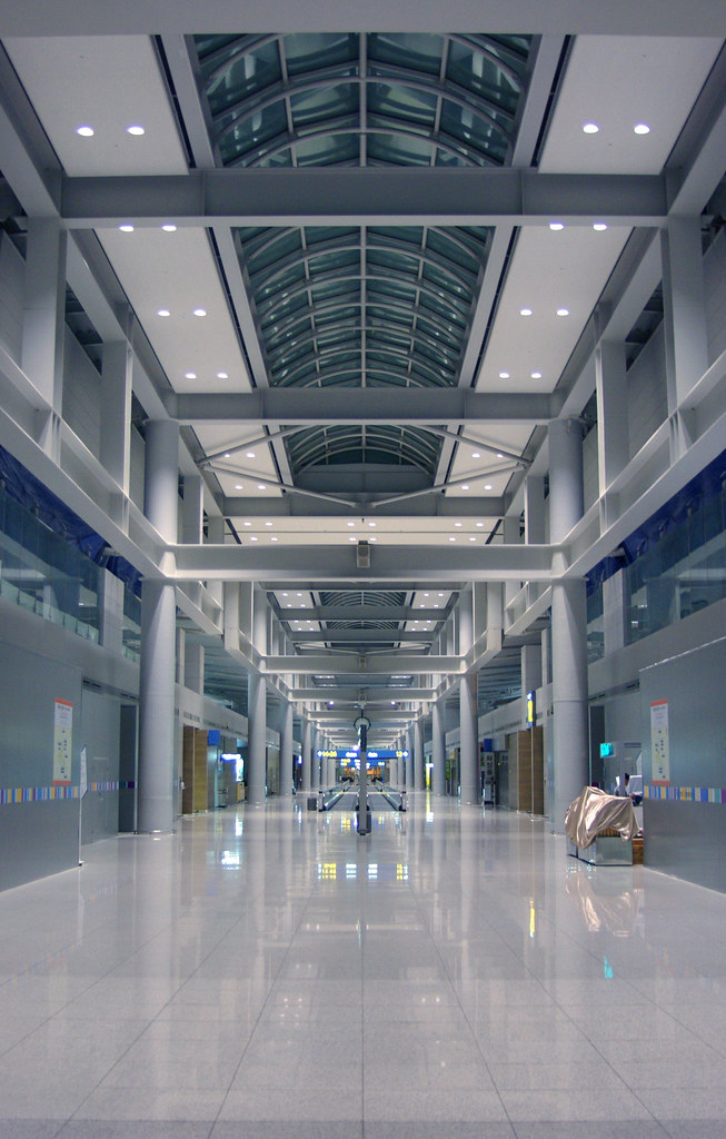 Seoul Incheon International Airport | I had a layover in Seo… | Flickr